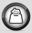 female handbag icon vector image