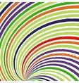 Grunge Color Background Imprint vector image