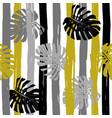 surface design modern striped pattern vector image vector image