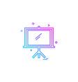 board icon design vector image