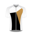 road racing cycling vector image
