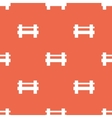 Seamless park pattern vector image vector image