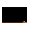 whiteboard icon vector image