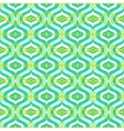 Pattern with Arabic motif in bright color vector image