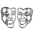 mask image vector image vector image