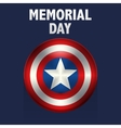 memorial day usa vector image vector image