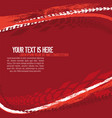 automotive tire background vector image vector image