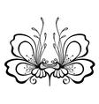Beautiful Decorative Flower vector image