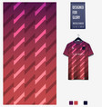 gradient abstract background jersey fabric pattern vector image