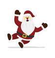 santa claus christmas vector image vector image