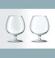 3d brandy cognac whiskey glass goblet