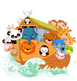 Noahs ark vector | Price: 3 Credits (USD $3)