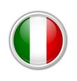 Italian badge or icon vector image