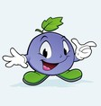 Grape Berry vector image vector image