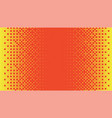 Yellow and orange abstract horizontal background