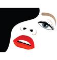 pop culture vector image vector image