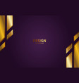 abstract background banner with color creative vector image vector image