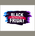 black friday big sale 2017 vector image vector image