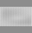 Knitting realistic texture seamless pattern white