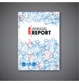 modern brochure book flyer design template vector image vector image
