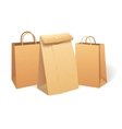 Shopping paper bag Eco Market Promo