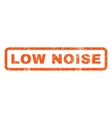 Low Noise Rubber Stamp vector image vector image