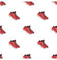 baseball sneakers baseball single icon in cartoon vector image