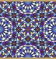 morrocan pattern vector image vector image