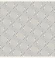 seamless pattern geometric striped zigzag vector image