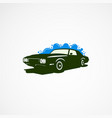 car wash logo designs concept for business vector image vector image