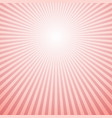 abstract retro gradient star burst pattern vector image vector image