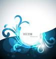 design floral vector image vector image