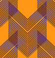 Geo pattern2 vector image vector image
