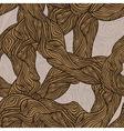 oak wood background vector image vector image