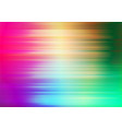 abstract motion colorful gradient background vector image