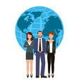business people design vector image vector image