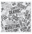 Capture Clients with Words That Hook and Graphics vector image vector image