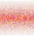 color square pattern background - geometric vector image vector image