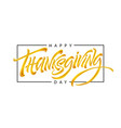 Thanksgiving typography for greeting cards and