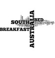 bed bug rash text background word cloud concept vector image vector image