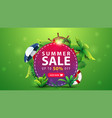 summer sale up to 50 off discount web banner