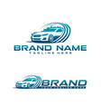 car wash logo vector image