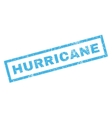 Hurricane Rubber Stamp vector image