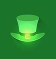 Leprechauns Hat vector image vector image