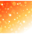 Blur bokeh Abstract bright color background vector image vector image
