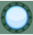 Porthole vector image vector image