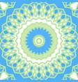 Seamless pattern in arabic style muslim eastern vector image