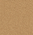 Texture of yellow sand vector image vector image