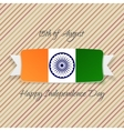 india independence day national emblem vector image vector image