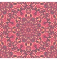 Oriental ornate seamless pattern vector image vector image